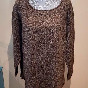 Cabela's plus size sweater.